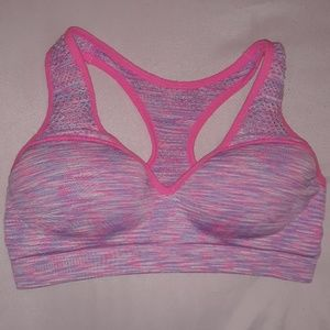 Victoria's Secret Pink push up Sports Bra Medium